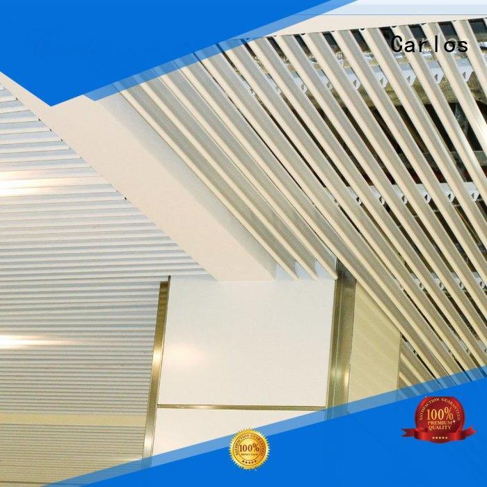 Wholesale series perforated metal ceiling tiles suppliers Carlos Brand