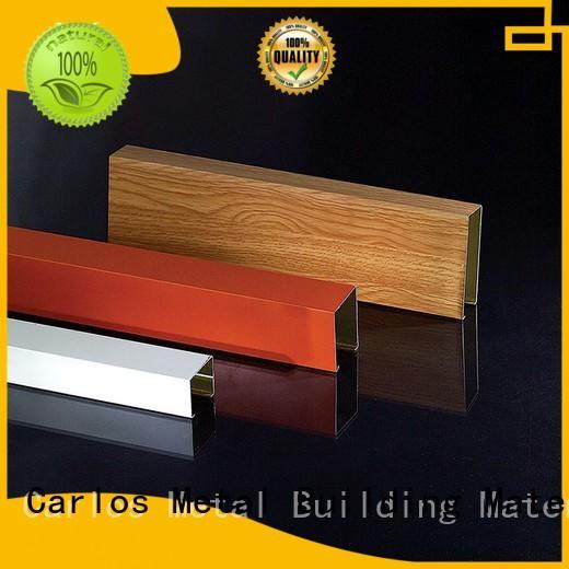 Carlos Best aluminium ceiling tiles manufacturers