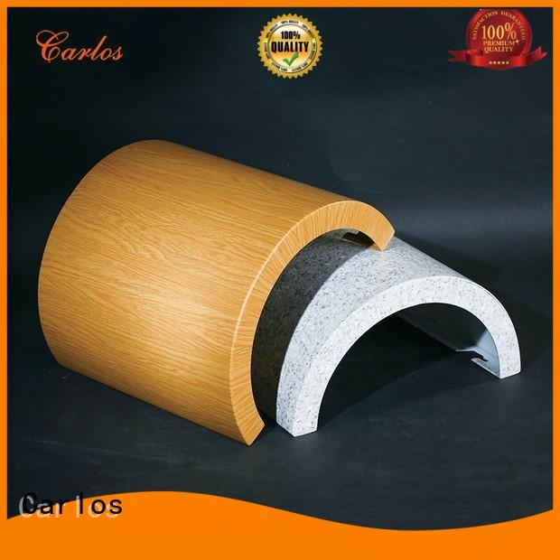 panel aluminium composite sheet customized for roof Carlos