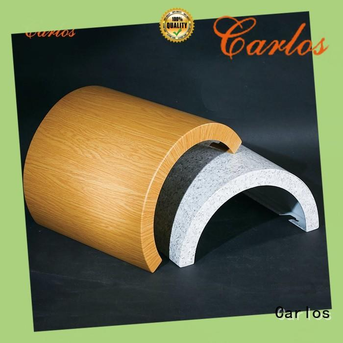 Carlos bag aluminum wall panels supplier for exterior wall