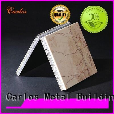 Carlos Latest aluminium honeycomb sandwich panel manufacturers
