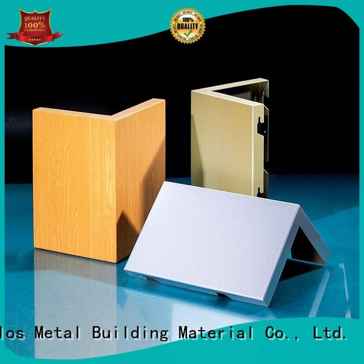 Carlos panel aluminium composite sheet for business