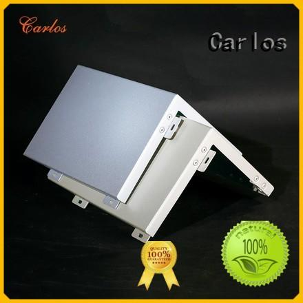 aluminum package flatseam Carlos Brand aluminum panels supplier