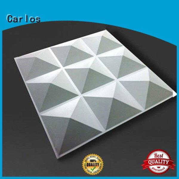 Carlos High-quality aluminum composite wall panels factory