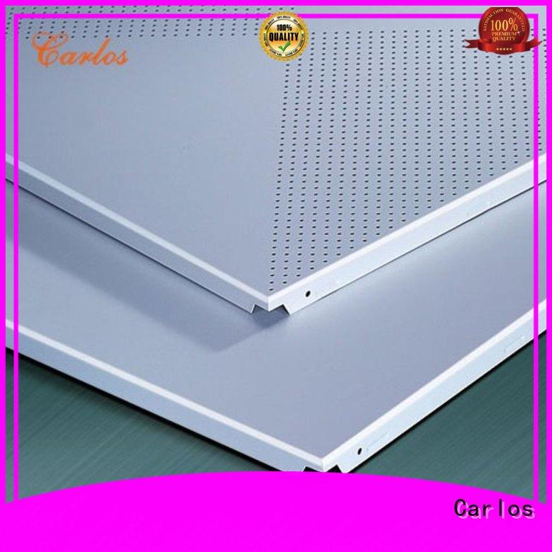 perforated metal ceiling panels netting for construction Carlos