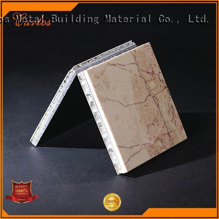 surface honeycomb aluminum Carlos Brand aluminum honeycomb sheet supplier
