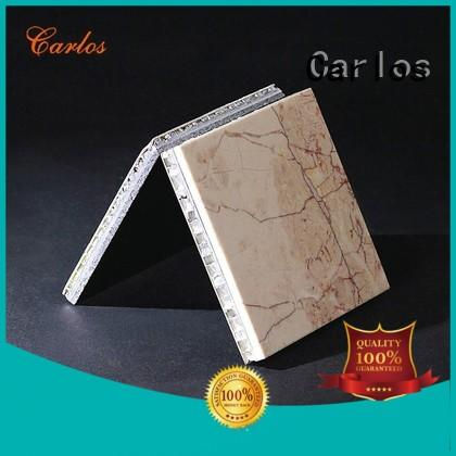 Carlos honeycomb aluminium honeycomb sandwich panel Suppliers