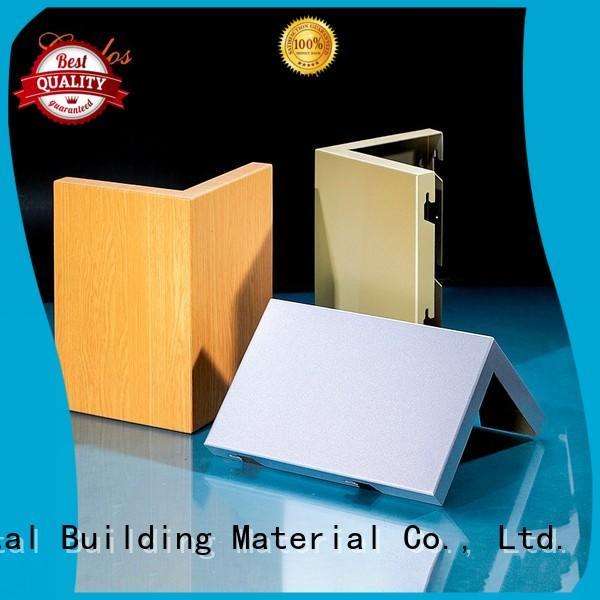 aluminum sewing corrugated aluminum wall panels exterior Carlos manufacture