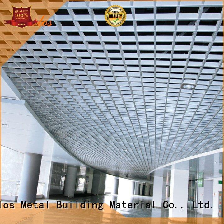 perforated metal ceiling tiles suppliers grille side blade metal