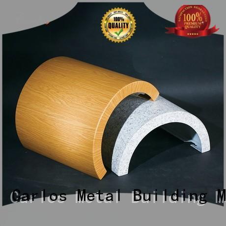 aluminum wall panels exterior seamless columns aluminum panels corrugated company