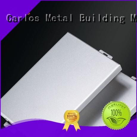 board aluminum wall panels manufacturer for internal wall Carlos