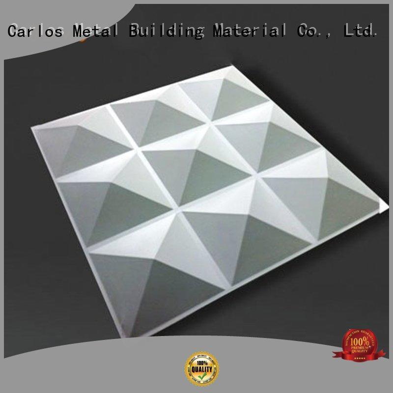 Custom aluminium composite panel square company
