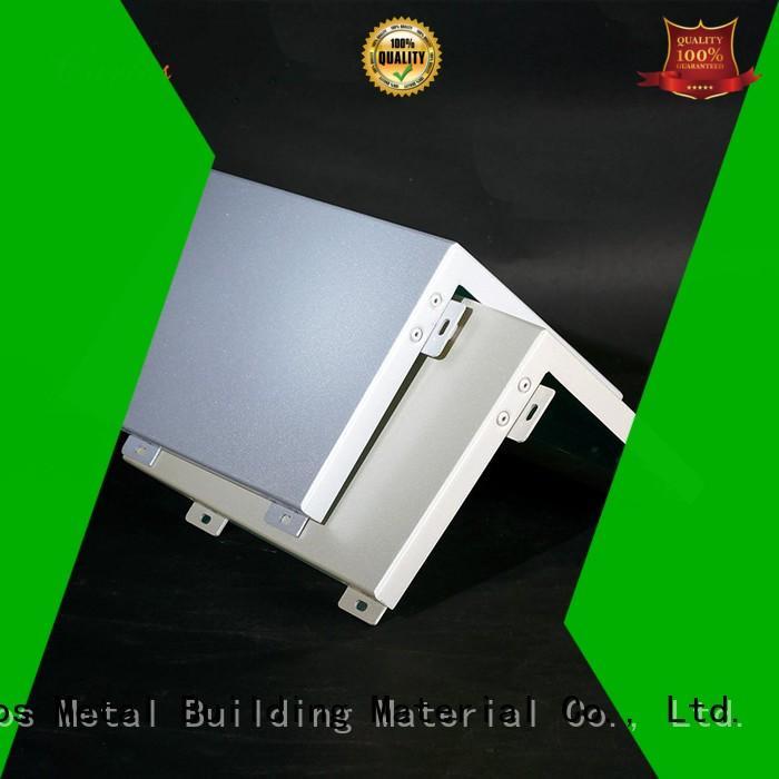 Carlos flatseam aluminium composite sheet Supply