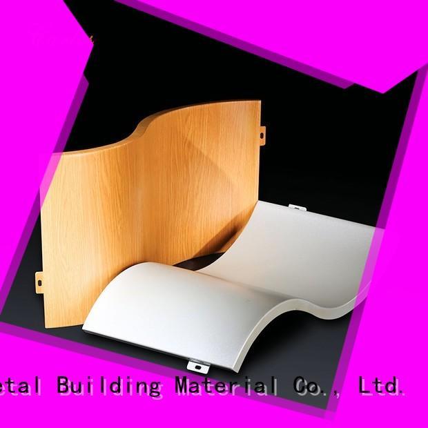 Carlos High-quality aluminium composite sheet Supply