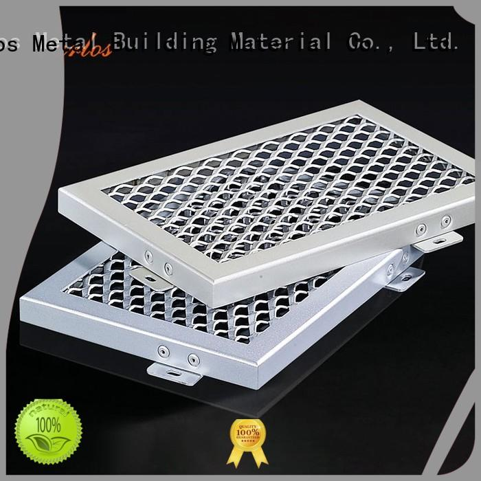perforated metal ceiling tiles suppliers square grille Bulk Buy baffle Carlos