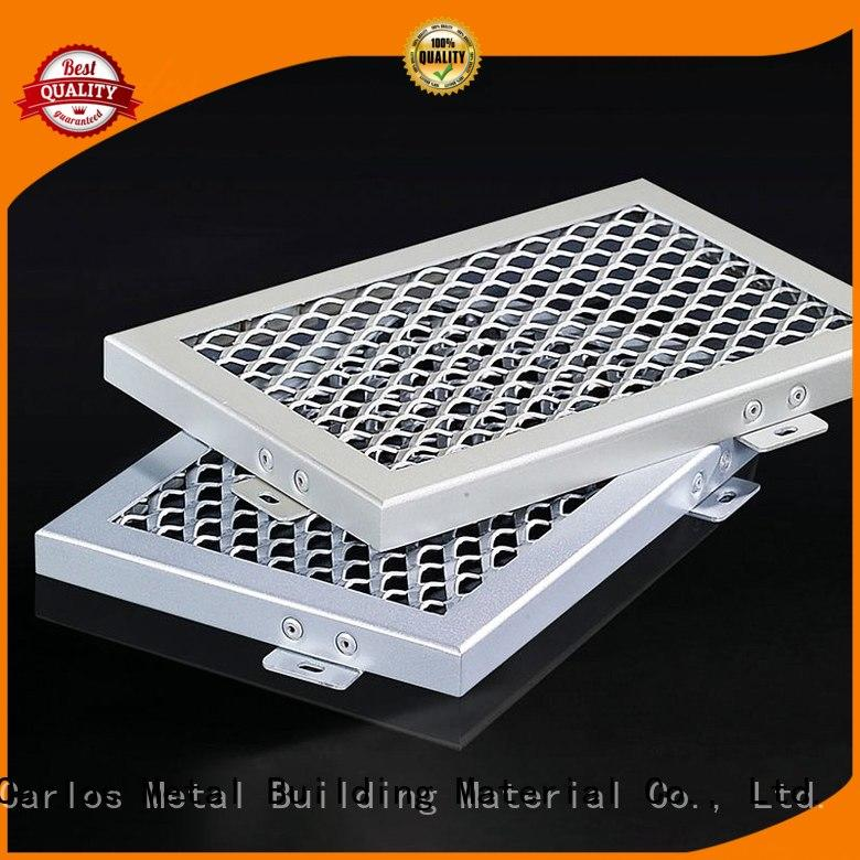 metal suspended ceiling ceiling for roof Carlos