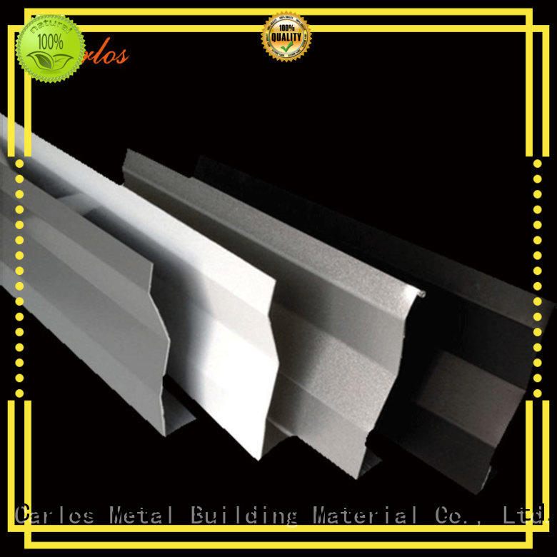 baffle aluminium ceiling panel grille manufacturer for roof