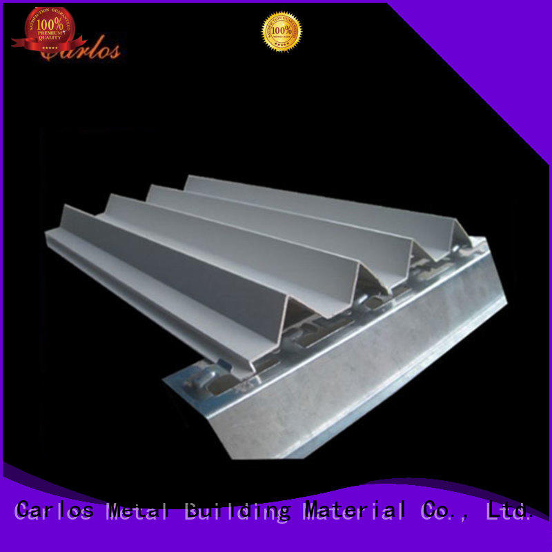 Carlos corrugated aluminum composite wall panels design for decoration