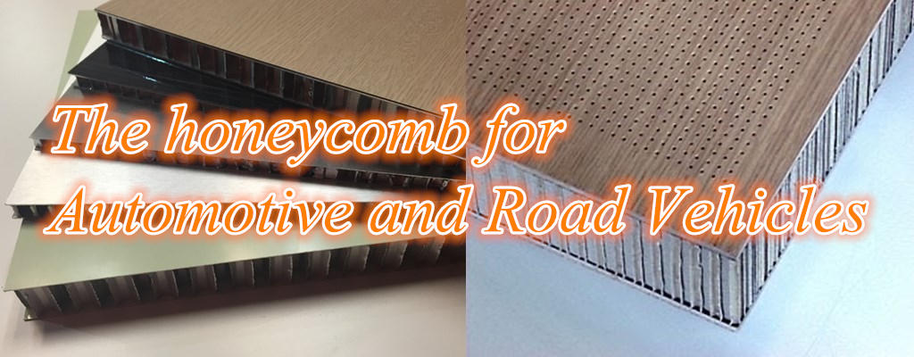 Honeycomb composite panels for Automotive and Vehicles-2