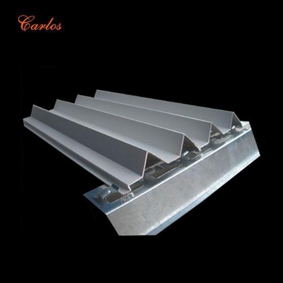 Metal wavy board