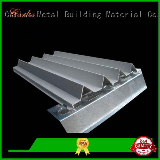 Carlos seamless aluminum panels manufacturer for roof