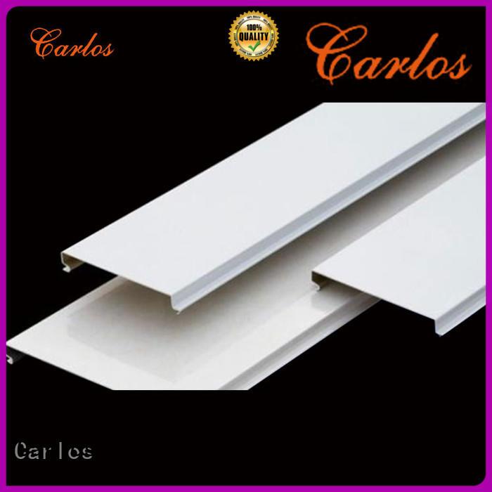 New aluminium ceiling panel blade for business