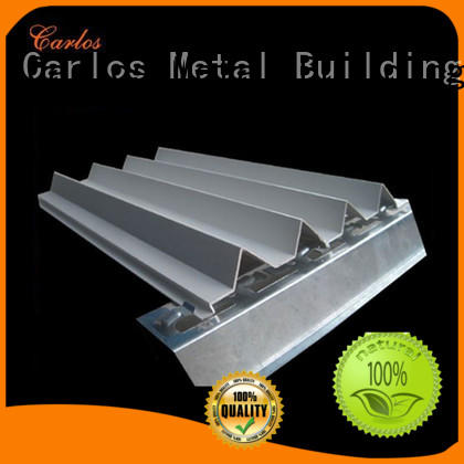 Carlos High-quality exterior aluminum panels factory