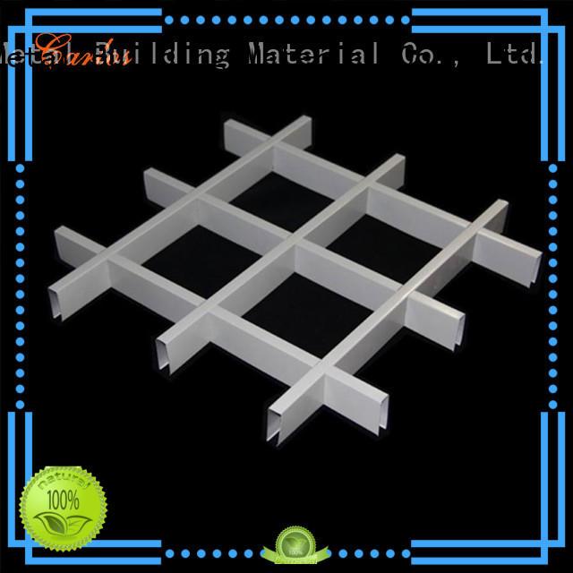 Best metal drop ceiling grille Suppliers