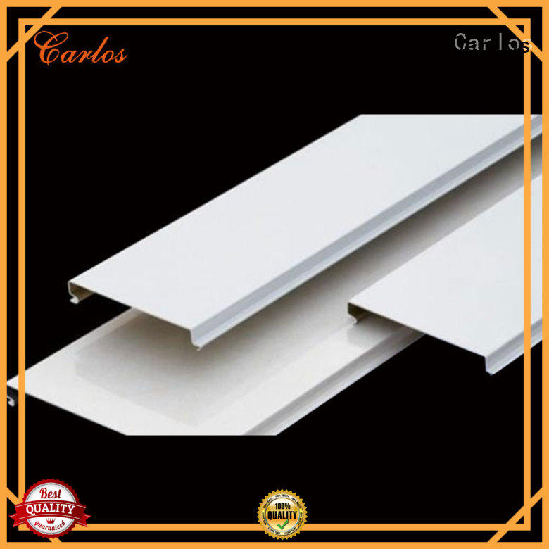 square drop ceiling panels series supplier for decoration