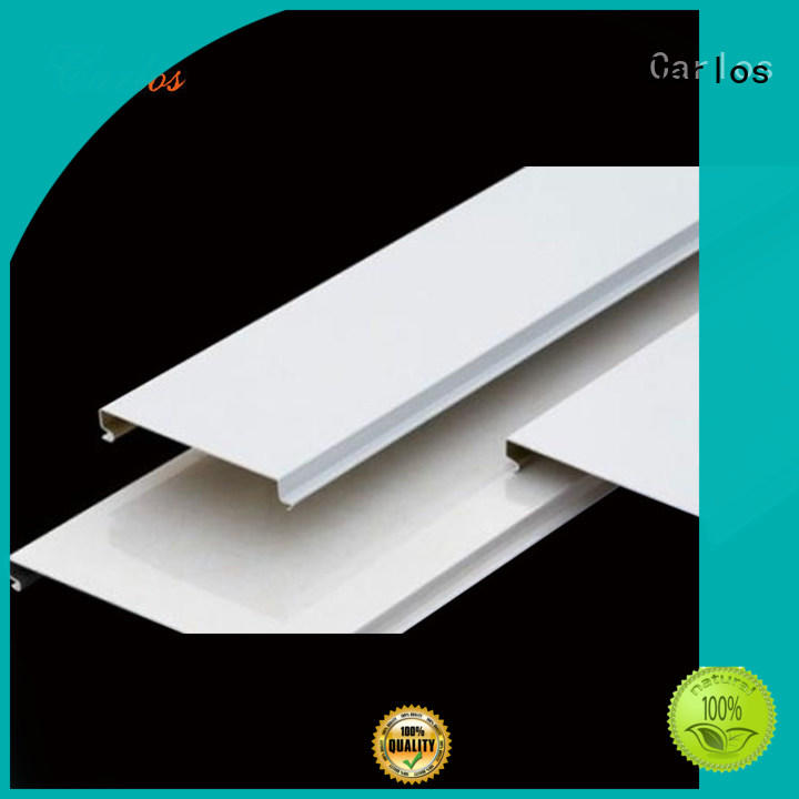 grille metal ceiling panels supplier for roof