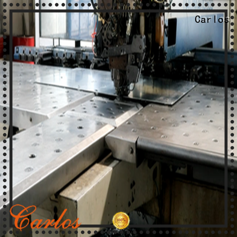 Carlos Brand raw aluminium production aluminum supplier