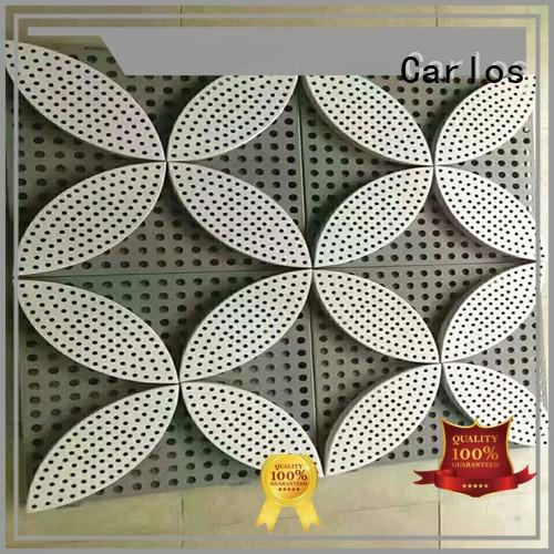 art Custom flat aluminum panels board Carlos