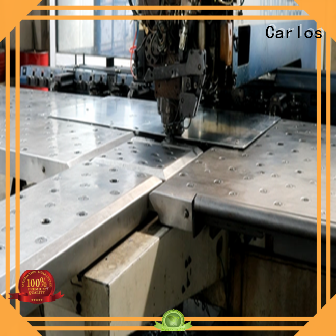 Carlos durable aluminum manufacturing process supplier for internal wall