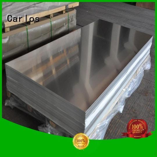 Carlos durable Aluminum processing design for roof