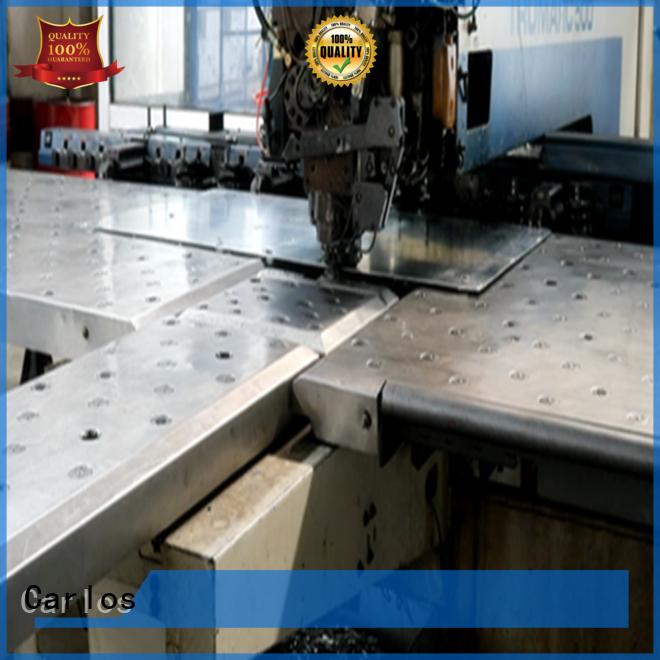 raw processing aluminum Carlos Brand aluminium production manufacture
