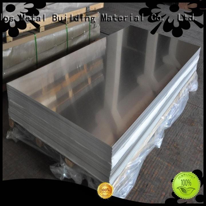 Carlos material Aluminum processing manufacturer for decoration