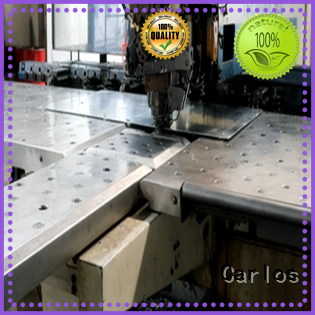 Carlos Custom Aluminum processing factory