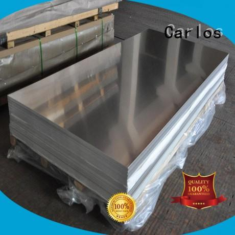 Carlos material aluminium production process supplier for decoration