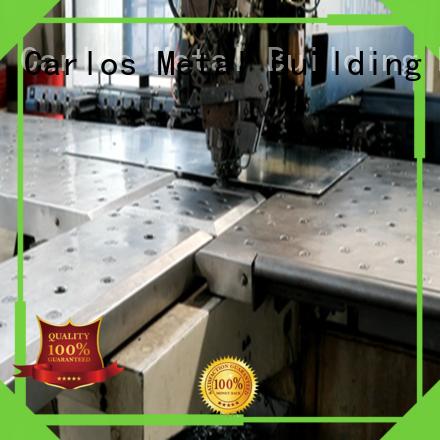 material aluminium raw material processing for roof Carlos