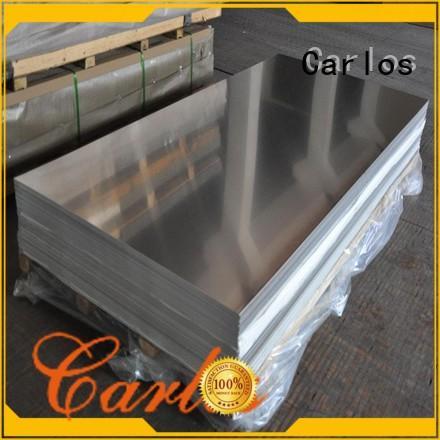 Carlos artistic aluminium production process design for exterior wall