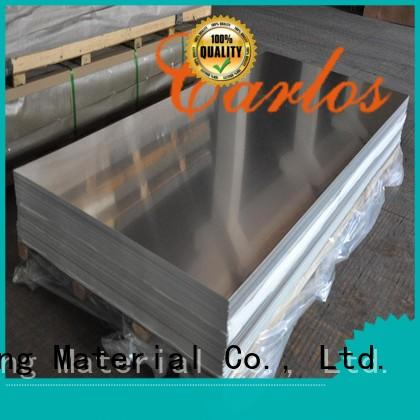 aluminium material raw for decoration Carlos