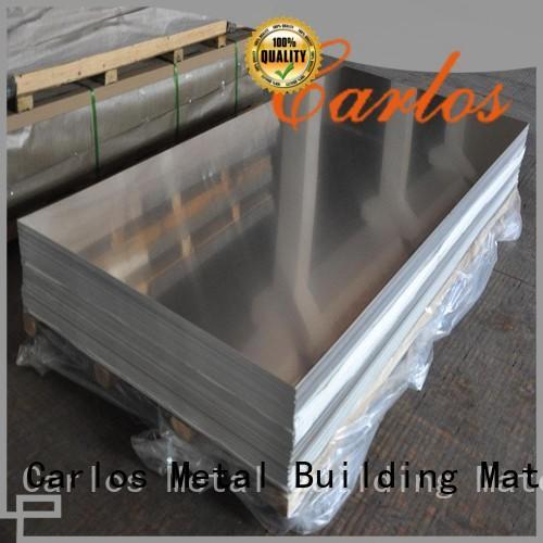 Custom aluminum manufacturing process processing company