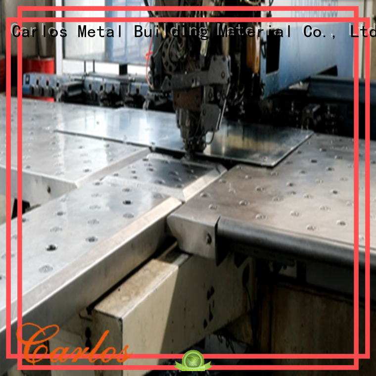modern aluminum manufacturing process raw customized for exterior wall