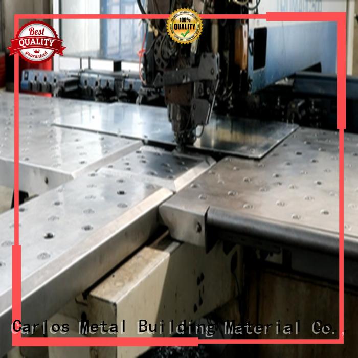 raw aluminium material aluminum for roof Carlos