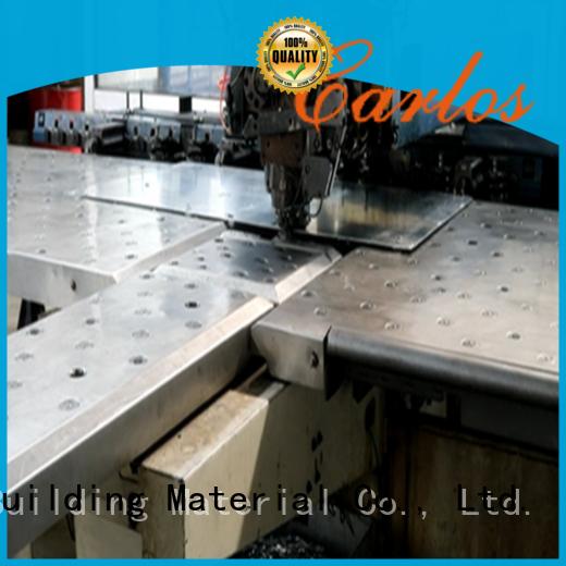 processing Aluminum processing material for decoration Carlos