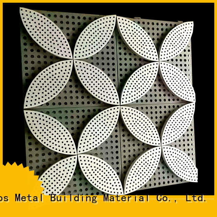 Carlos hyperbolic aluminum panels manufacturers