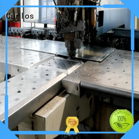 Carlos Brand sheet aluminum raw aluminium manufacturing process manufacture