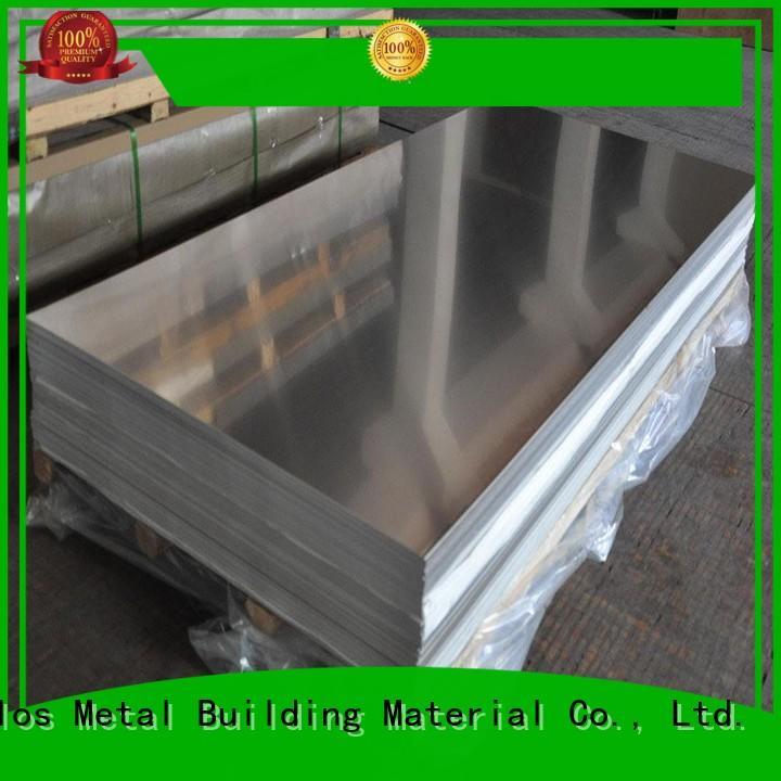 aluminum aluminium production factory for exterior wall Carlos