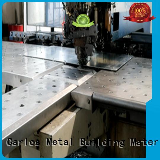 Carlos processing aluminium manufacturing process design for exterior wall